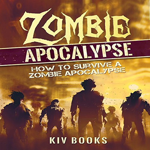 Zombie Apocalypse audiobook cover art