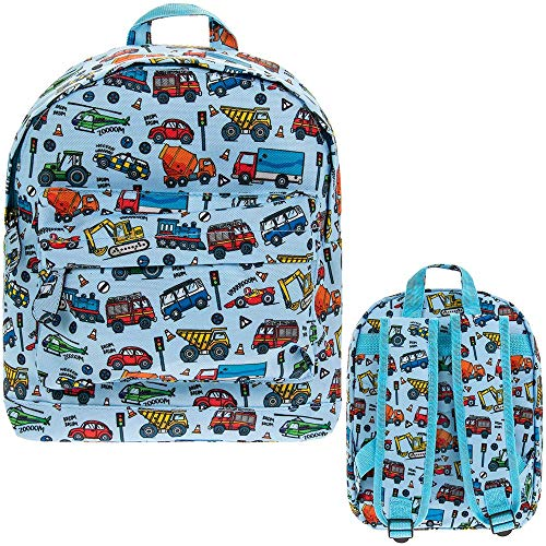 Lesser & Pavey Little Stars Transport Back Pack, Multi-Colour, LP72053A