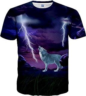 Neemanndy Unisex Shirts Realistic Graphic