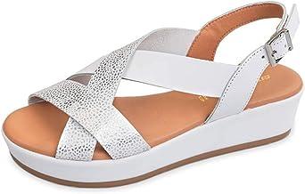 Valleverde 34227 Sandalo Bianco da Donna