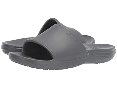 Crocs Classic II Slide (Slate Grey) Sandals