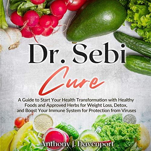 Dr. Sebi Cure cover art