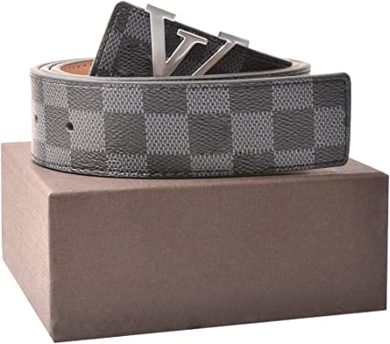a95e8b51f32 Amazon.com: Louis Vuitton belt