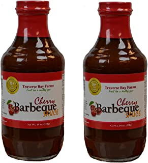 Cherry Barbeque Sauce - 2 Pack - Shipping Included