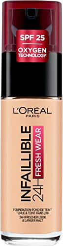 L'Oréal Paris Infallible 24hr Liquid Foundation 150 Radiant Beige