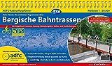 ADFC-Radausflugsführer Bergische Bahntrassen 1:50.000 praktische Spiralbindung, reiß- und wetterfest, GPS-Track Download: Mit Bergischem ... und Nordbahntrasse - jetzt mit Knotenpunkten