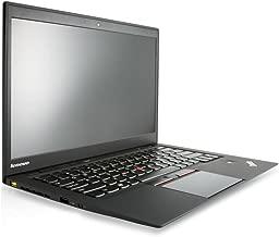 Lenovo ThinkPad X1 Carbon 3444F9U 14-Inch LED Ultrabook (2GHz Intel Core i7 i7-3667U, 1600 x 900 HD+ Display, 8 GB RAM, 180 GB SSD, Bluetooth, Webcam, FingerPrint Reader, Windows 7 Pro) Black