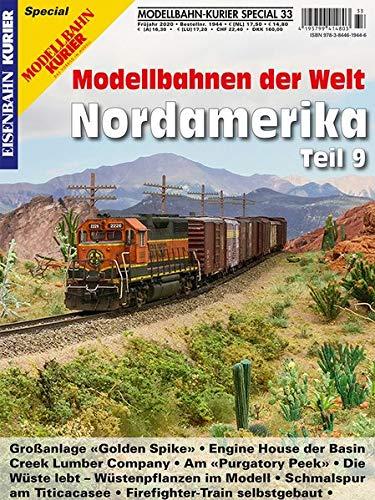 Modellbahnen der Welt- Nordamerika Teil 9