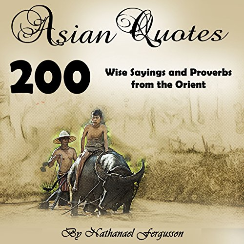 Asian Quotes audiobook cover art