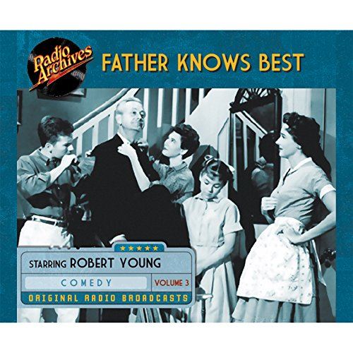 Father Knows Best, Volume 3 audiobook cover art