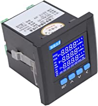 Power Meter, Power Energy Meter, Multifunction Digital LCD for Intelligent Building Distribution Automation