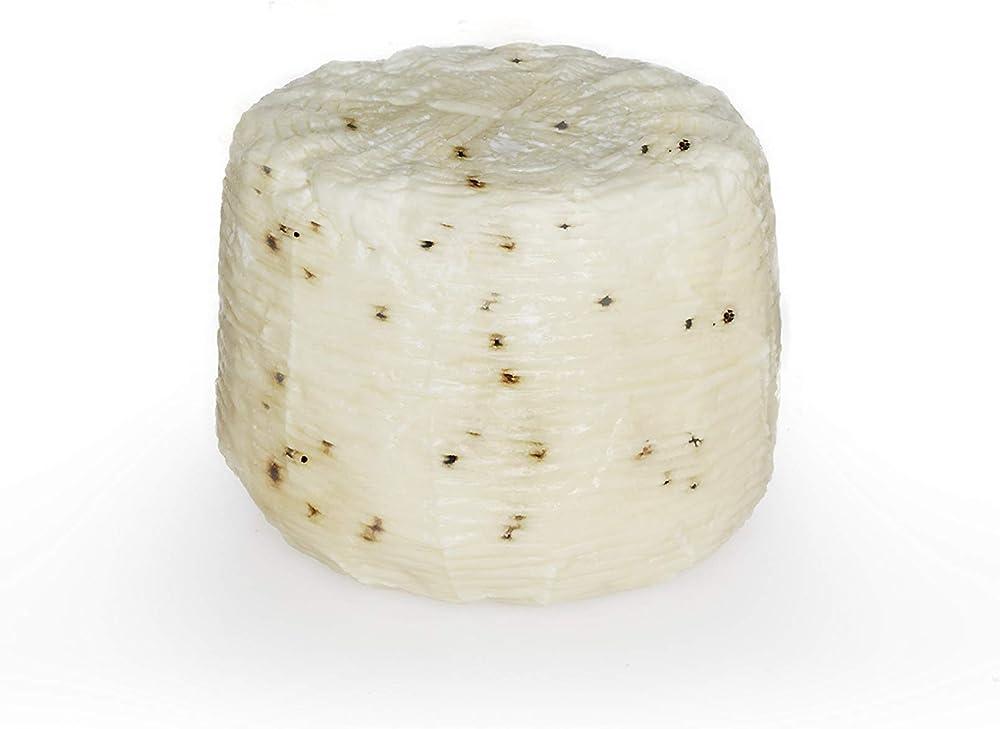 Salumi pasini formaggio primo sale con pepe 950g