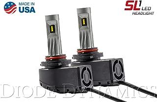 H10 SL1 Cool White LED Headlight Bulbs (pair)