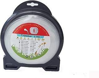 BlueCatELE .065 Grass Trimmer Line String Trimmer Line 1 Pound Round