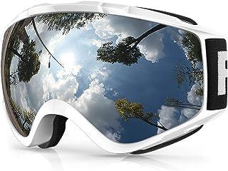 findway Gafas de Esquí, Máscara Gafas Esqui Snowboard