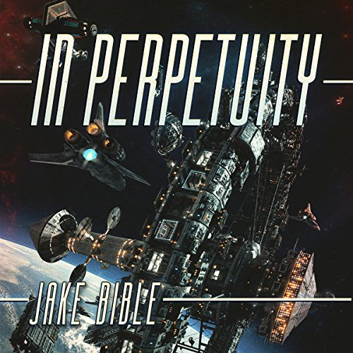 In Perpetuity audiobook cover art