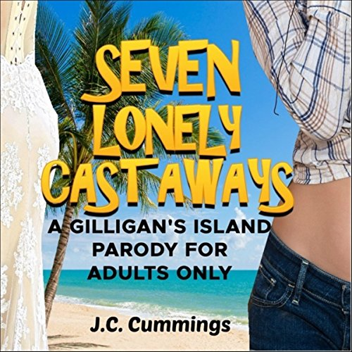 Seven Lonely Castaways audiobook cover art