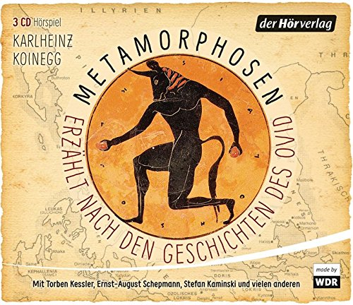 Metamorphosen - Erzählt nach den Geschichten des Ovid