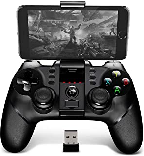 Original iPega PG - 9076 Bluetooth Gaming Controller Gamepad Joystick Gamepad Gaming Remote Control with Bracket 2.4G Wire...