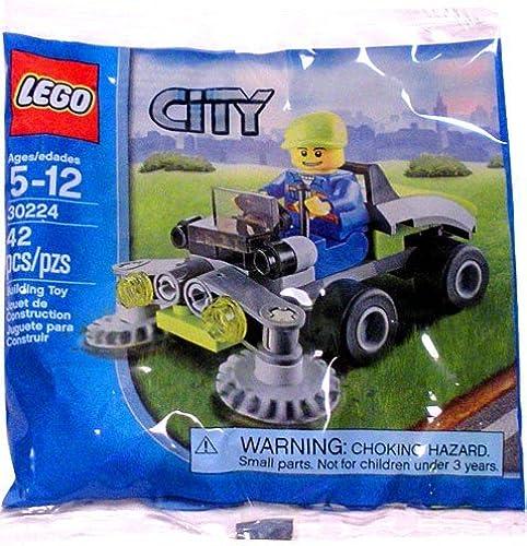 LEGO City  Lawn Mower Jeu De Construction 30224 (Dans Un Sac)