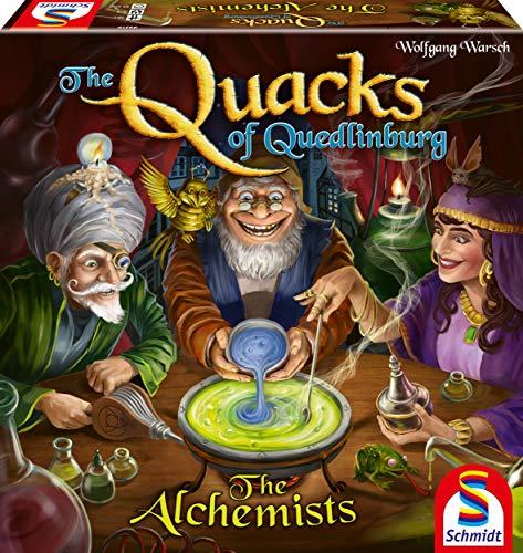 Schmidt - Quacks de Quedlinburg: El Juego de expansión de Las Brujas de Hierbas