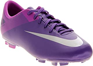 purchase cheap a7ba3 283be Nike Trainers Shoes Kids Jr Mercurial Victory Ii Fg Purple
