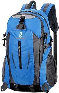 40L Large ty ماء تسلق الجبال حقيبة الظهر في الهواء الطلق تنفس الكتف حقيبة للرجال والنساء Homgee