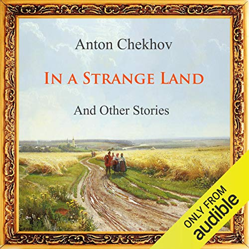 In a Strange Land and Other Stories audiobook cover art