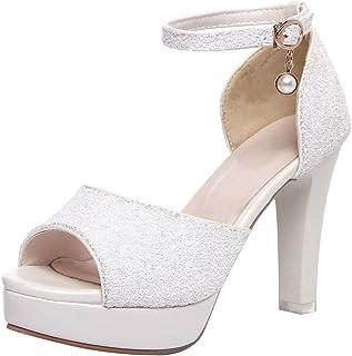 Mujer Eszapatos 11 N08nwm Amazon Para Cm 8 Novia EIH29DYeW