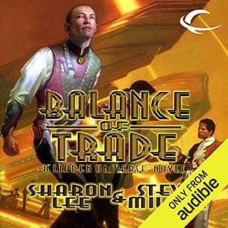 Balance of Trade audiobook cover art
