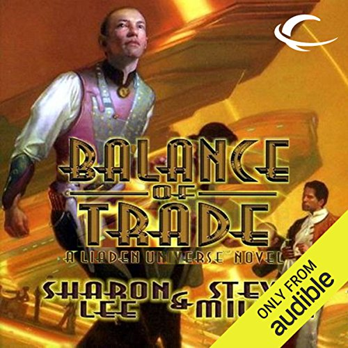 Balance of Trade audiobook cover art