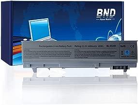 BND Laptop Battery for Dell Latitude E6400 E6410 E6500 E6510 / Precision M4400, fits P/N PT434 W1193 KY265 312-0748- 12 Months Warranty [6-Cell 4400mAh/48Wh]