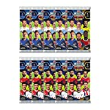 Champions League 2020-21 Topps Match Attax Extra Cards - 10-Pack Set (Total of 70 Cards)