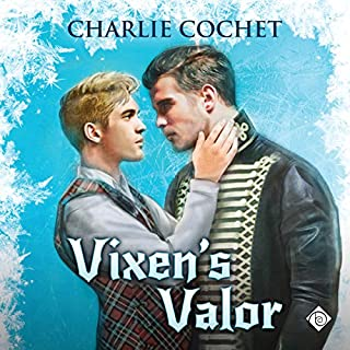 Vixen's Valor audiobook cover art