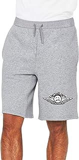 ショートパンツ メンズ 短パン トラヴィス スコット 5分丈 ハーフパンツ 半パンツ 膝上 半ズボン ストレッチ ランニングパンツ スウェット ビーチパンツ カジュアル 部屋着 トレーニング M-3XL ブラック グレイ ポケット付き