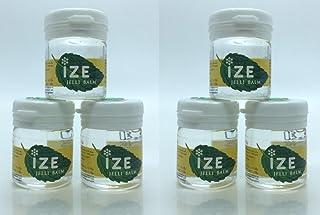 6 x Thai Aromatic Gel IZE Jelli Balm II Inhalation Relieve Dizziness & Insect Bites 7 g. Travel Size