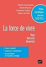 La force de vivre : Victor Hugo, Les contemplations ; Friedrich Nietzsche, Le gai savoir ; Svetlana Alexievitch, La supplication