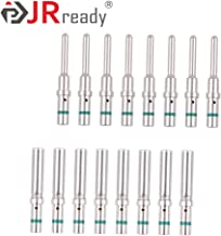Deutsch Terminal Kit Contact Size 16, 8 Pair Male 0460-215-16141/Female 0462-209-16141 Solid Contacts Wire Gauge 14 by JRready