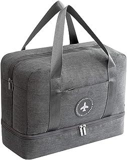 Bageek Travel Duffel Bag Dry Wet Separation Large Capacity Beach Sports Gym Bag