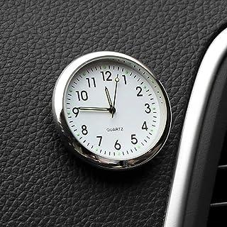 XINJIA Relógio para decoração de carro, medidor eletrônico, relógio com pingente de carro, enfeite interior de automóveis,...