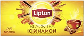 Lipton Yellow Label Cinnamon Tea, 25 Teabags