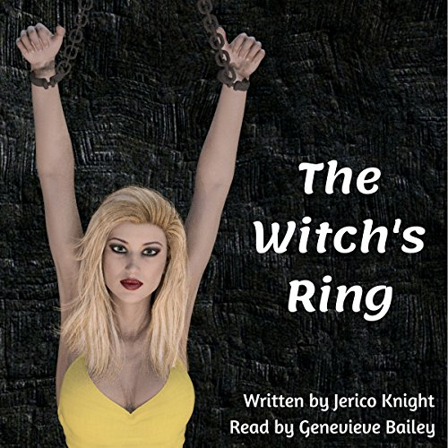 The Witch's Ring audiobook cover art