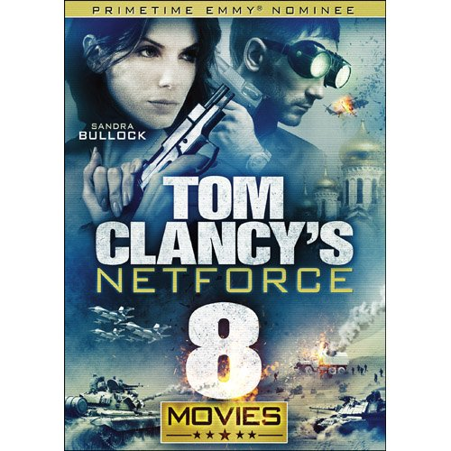 8-Movies Tom Clancy's Netforce