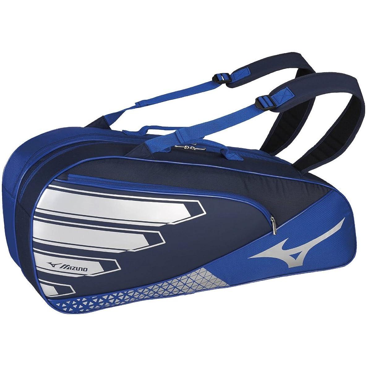 警察ワーカーチョークMIZUNO(ミズノ) テニスバッグ ラケットバッグ 6本入れ 63JD8006