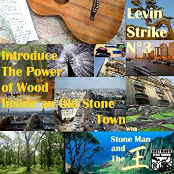 Introduce the Power of Wood Inside an Old Stone Town