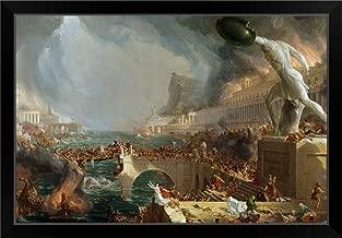CANVAS ON DEMAND The Course of Empire: Destruction, 1836