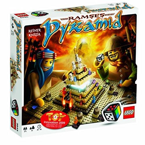 LEGO Spiele 3843 - Ramses Pyramid