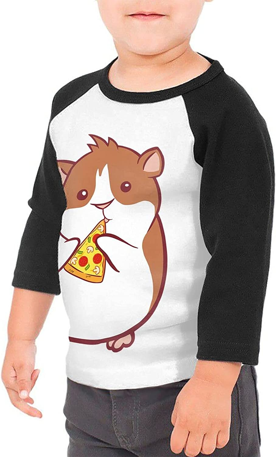 Pepperoni Cheese T-Shirts Novelty for Kids Tees with Cool Designs