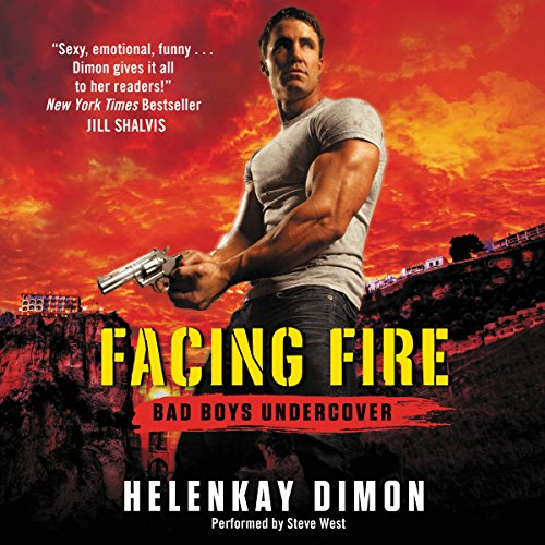 Facing Fire audiobook cover art