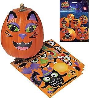 Amscan 241856 Pumpkin Sticker Books